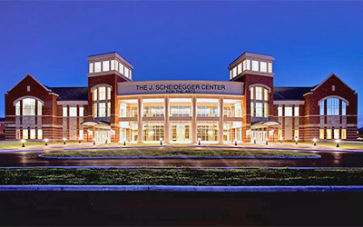 Lindenwood J. Scheidegger Center For The Arts