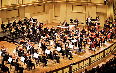 St. Louis Symphony at Powell Hall