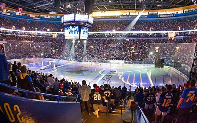 Scottrade Center (Blues)