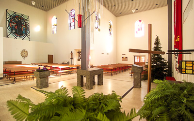 Shrine Of St. Philippine Duchesne